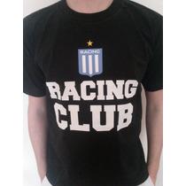 Remeras De Racing Club Campeon 2014 Para Personalizar