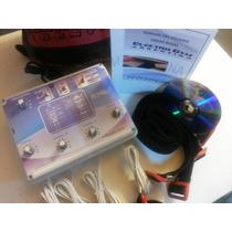 Electro Estimulador 8 Electrodos Multi Onda Profesional