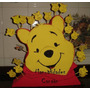 Chupetineros En Goma Eva. Mickey, Minnie, Winnie Pooh, Etc..