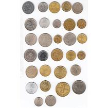 Uruguay, 35 Monedas Diferentes, Excelentes