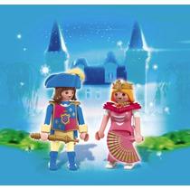 Playmobil 4913 Duo Pack De Conde Y Condesa Del Palacio