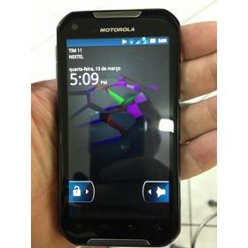 Celular Motorola Xt626 Ironrock Libre Anda Todo Wifi Whatsap