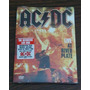 Acdc Live At River Plate Dvd Made In Usa Regalado!
