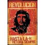 Che Guevara - Hasta La Victoria Siempre - Poster De 90 X 60