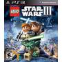 Lego Star Wars 3: Clone Wars Ps3! Nuevos!!