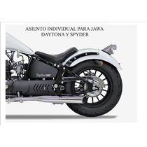 Asiento Individual Para Las Motocicletas Daytona Y Spyder