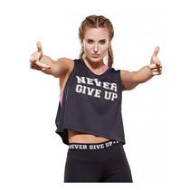 Cocot 5047 Musculosa Abierta Jesica Cirio Never Give Up!