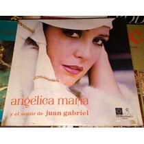 Angélica María Y El Sentir De Juan Gabriel Vinilo Cerrado