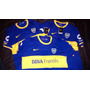 Camiseta Nike Boca Juniors Authentic Futbol Dri Fit