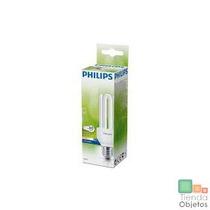 Lampara Bajo Consumo Philips 18w Luz Dia Y Calida X Caja