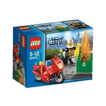 Lego City - Moto De Bomberos - Cod. 60000