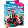 Playmobil Special Plus 4759 Auto De Carrera Personaje Y Acc