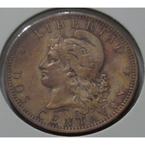 A38 - 2 Centavos 1884