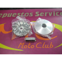 Variador Delantero Gilera Super 125 Vx 150 Mtc Motos