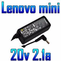 Cargador Original Netbook Lenovo Lg Msi Bgh 20v 2a 40w