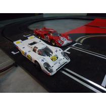 Pista De Scalextric Marca Ninco Completa Con Autos 1/32 Slot