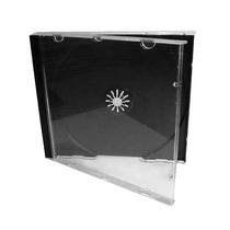 Cajas Acrilicas Jewell Para Cd Y Dvd X 100u. Calidad