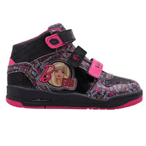 Zapatillas Barbie Con Luces Originales Footy - Mundo Manias