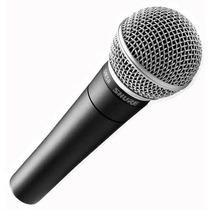 Micrófono Vocal Shure Sm58