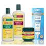 Aceite De Argán Capilatis Set Shampoo Enjuague Tratamiento