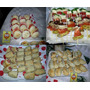 Catering Lunch Para 20 Personas .... Mesa Fria