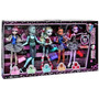 Monster High Dance Class Pack X 5 Juguetería El Pehuén
