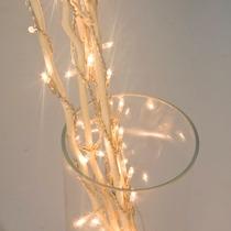 Luz Calida X100 Navideñas Deco Eventos Casamientos Fiestas
