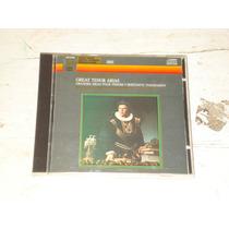 Ermanno Mauro Great Tenor Arias Edmonton Symphony Opera 1 Cd