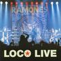 Ramones Loco Live Oferta Sellado Joey Ramone Nuevo