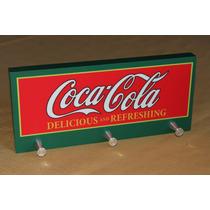 Porta Llaves Coca Cola.