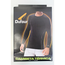 Conjunto Camiseta Y Pantalon Termico Dufour Primera Piel