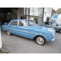 Ford Falcon Std 3.0 1964 Original Inmaculado Considero Unico