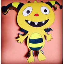 Piñata Infantil Henry El Monstruito