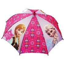Paraguas Frozen Elsa Y Anna Original Disney Store Usa!!!
