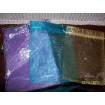 Bolsas De Organza Y Tul 12x18 Cm Oferta X 20 Unidades