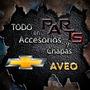 Capot Chevrolet Aveo 08/11 Importado Y Mas...