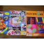 Lote X 3 Revistas Patchwork Especial Edredones Palermo Envío