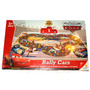Rally Cars - The World Of Cars Disney Nuevo Caja Cerrada!