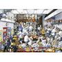 Rompecabezas Heye De 1500 Piezas: Roger Blachon: Bon Appetit