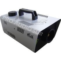 Maquina De Humo Mlb Ab900 Watts Control Inalambrico Video