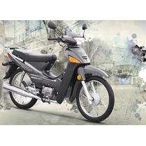 Kit Plasticos Honda Wave Modelo Nuevo Negro 15 Piezas- 2r