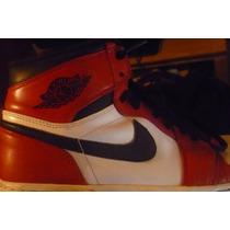 Zapatillas Nike Jordan Retro Poco Uso!