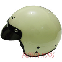 Casco Abierto Legend Sport Con Vicera En Freeway Motos !!