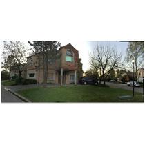 Casa Espectacular En Barrio Cerrado-para Mudarse Ya!!!