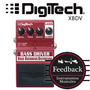 Digitech Xbdv - Pedal P/bajo Overdrive