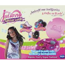 Juliana Glitter Look Apliques P/ Pelo Mira Video Tv! Jiujim