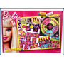 Barbie Multijuego 3 En 1. Memo, Lotería Y Dominó