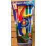 Arco Y Flechas De Juguete Para Niños. Modelo De Lujo.-