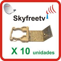 Soporte Az Adaptador Para Lnb Ku Fta Box X10 Unid America