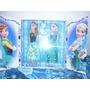 Muñecas Frozen 30 Cm. Aproximadamente. Elsa, Ana Y Olaf.